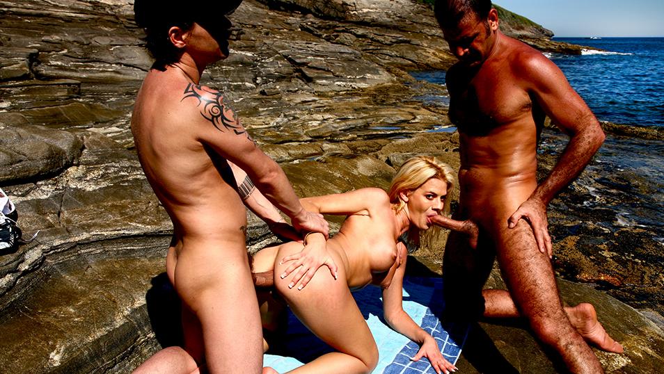 Alain deloin titof amp druuna diva dp beach cochinadas 4