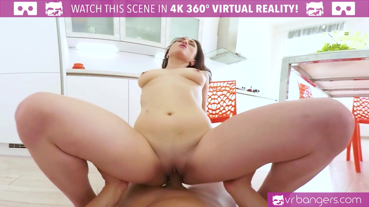 Vr Porn - Fuck Beauty Kirschley Swoon In The Kitchen  Vr -3948
