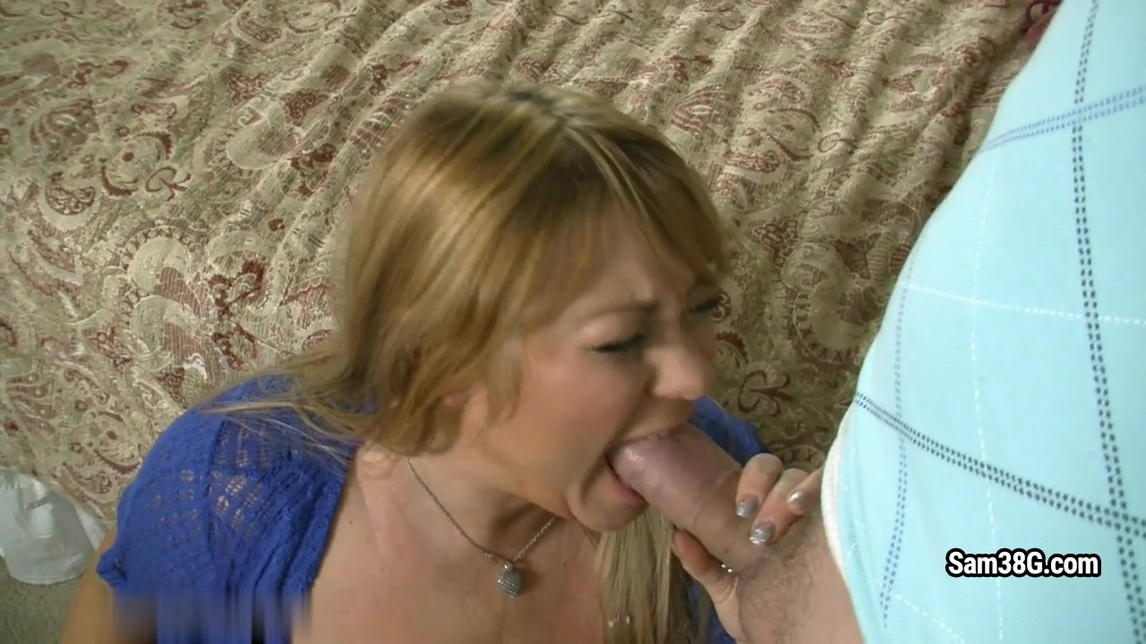Was samantha 38g orgasm