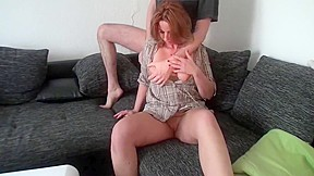 Wife anal sex convince