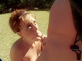 Carla cox outdoor anal