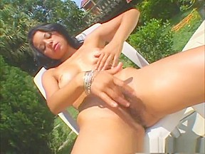Big breast young nudes outdoors