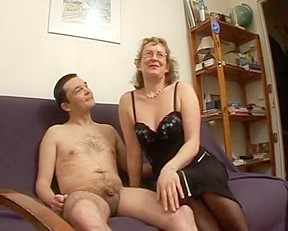 Wife telling husband bbc feels good