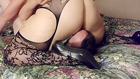 Wife wants thick dildo