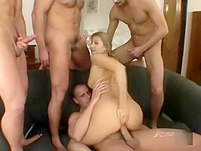 Thumbnail pictures of double penetration