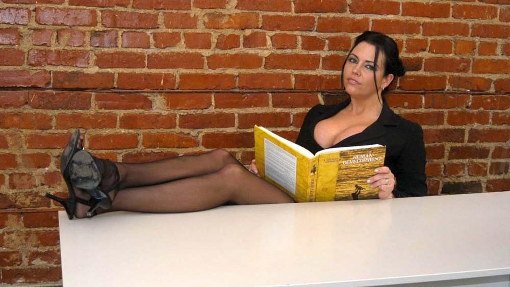 Sin my first sex teacher
