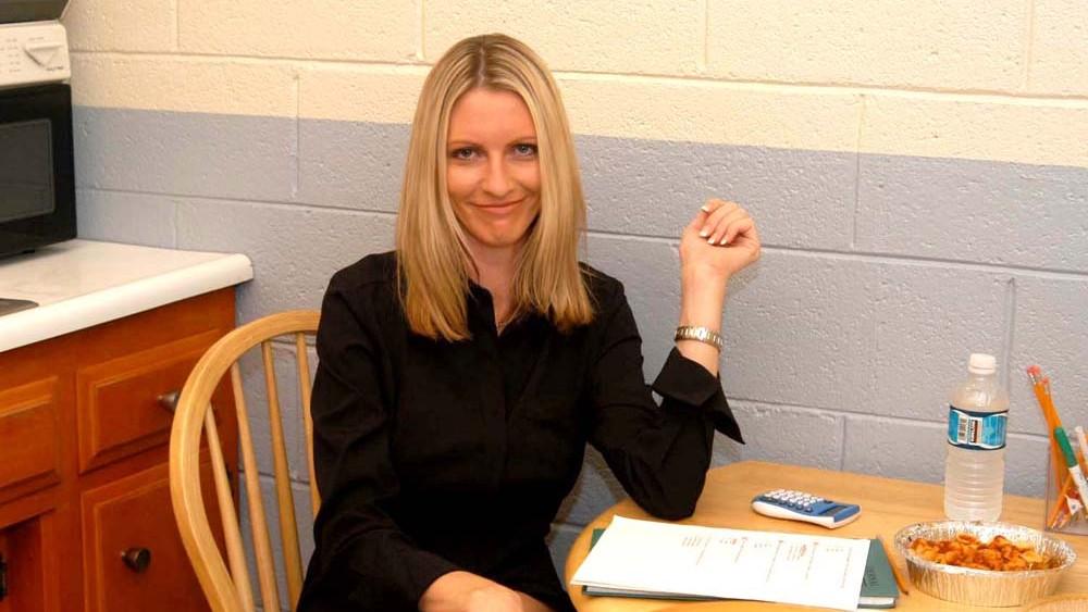 First mrs sex teacher white