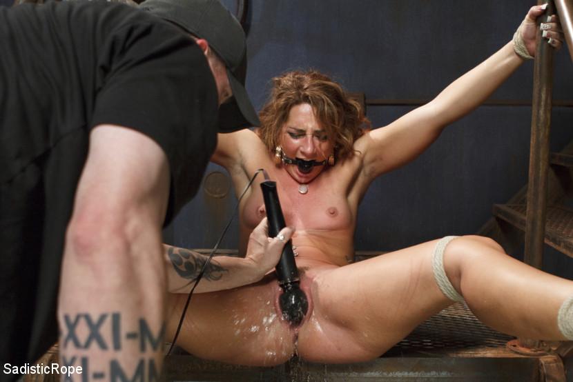 Advise female bondage instruction something is