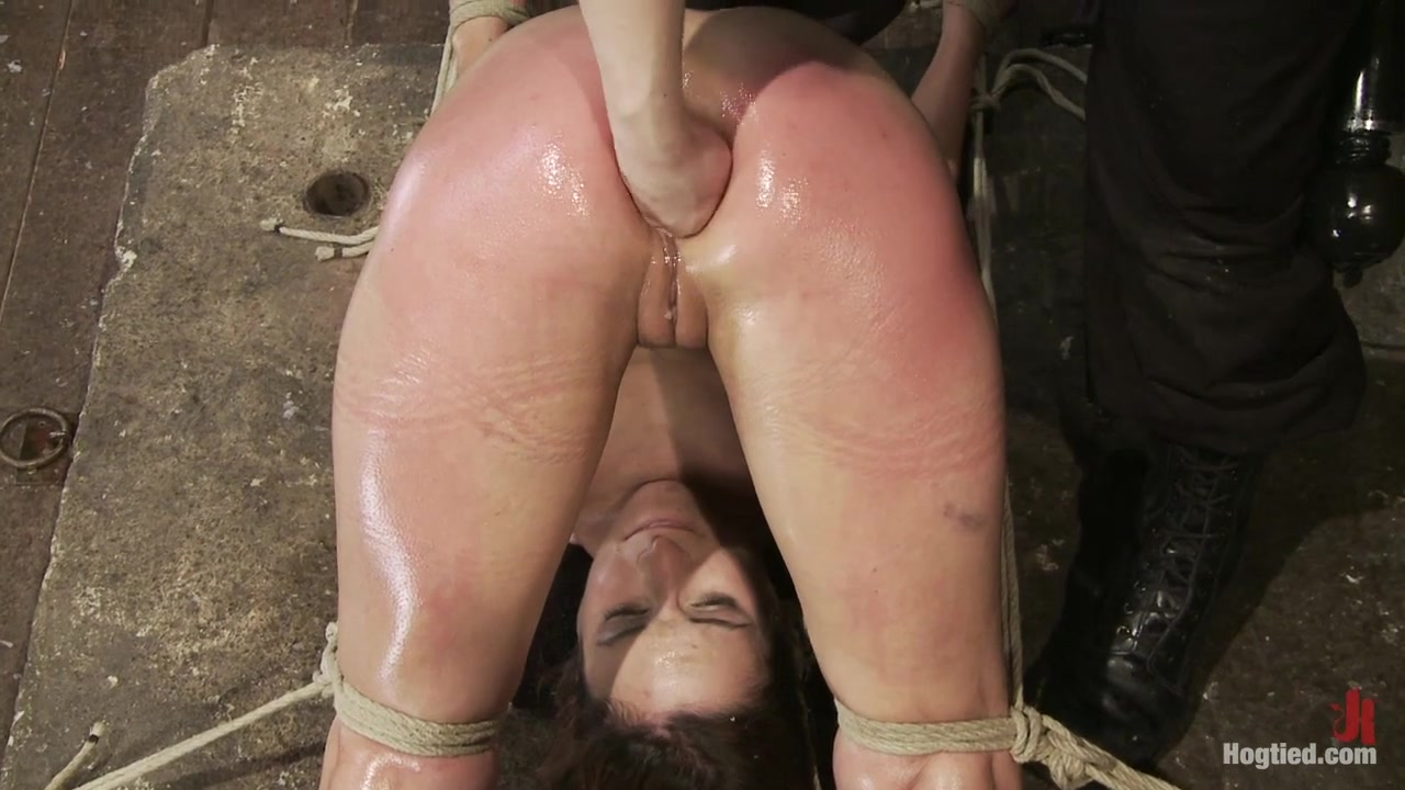 Amber rayne tied the