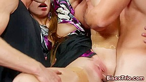 My wife may be bisexual