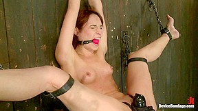 Redhead gets pounded by black