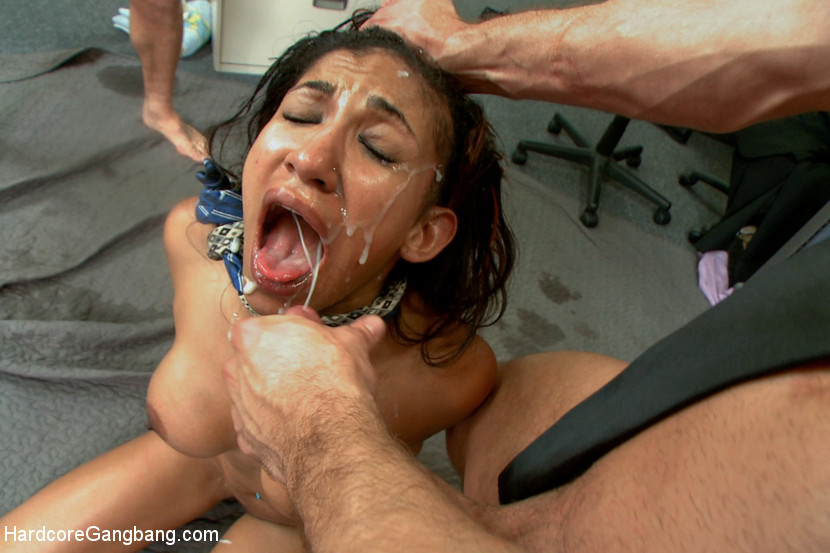 Step Father Offers Her Up To 5 Guys In Order To Seal A Business Deal Hardcoregangbang Hardcore Gangbang Xxx Tube Channel