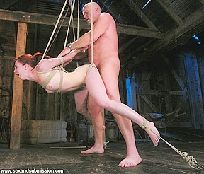 Giant gay anal insertions