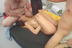 Bisexual handjob free video