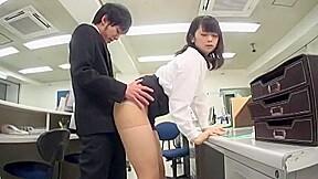 Big natural tits giving handjobs