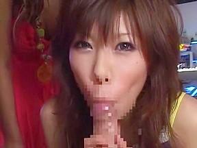 Big tits gangbang tube
