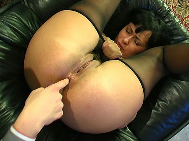 Pantyhose mature anal