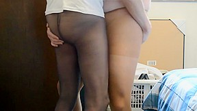 My friends wife blowing me
