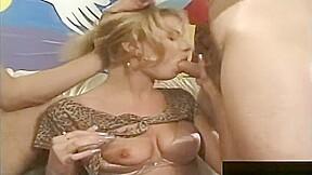 Cock penetrating a vagina