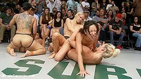 Kayla synz and deauxma lesbian scenes