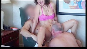 Wife seducing repair man