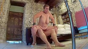 Best skinny lesbian squirt video