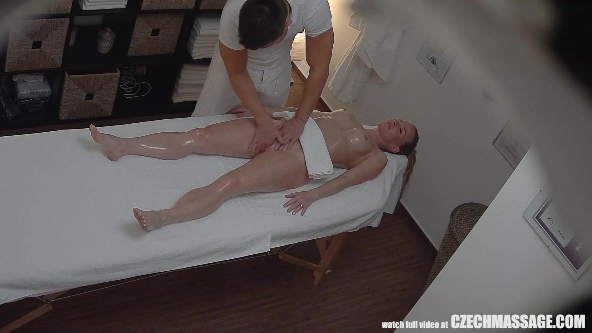 Czech massage busty