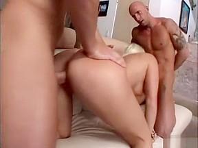 Male self anal penetration