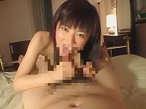 Daugther and mother giving handjob