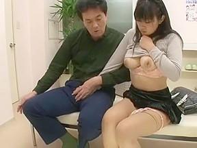 Sperm bank hand job video
