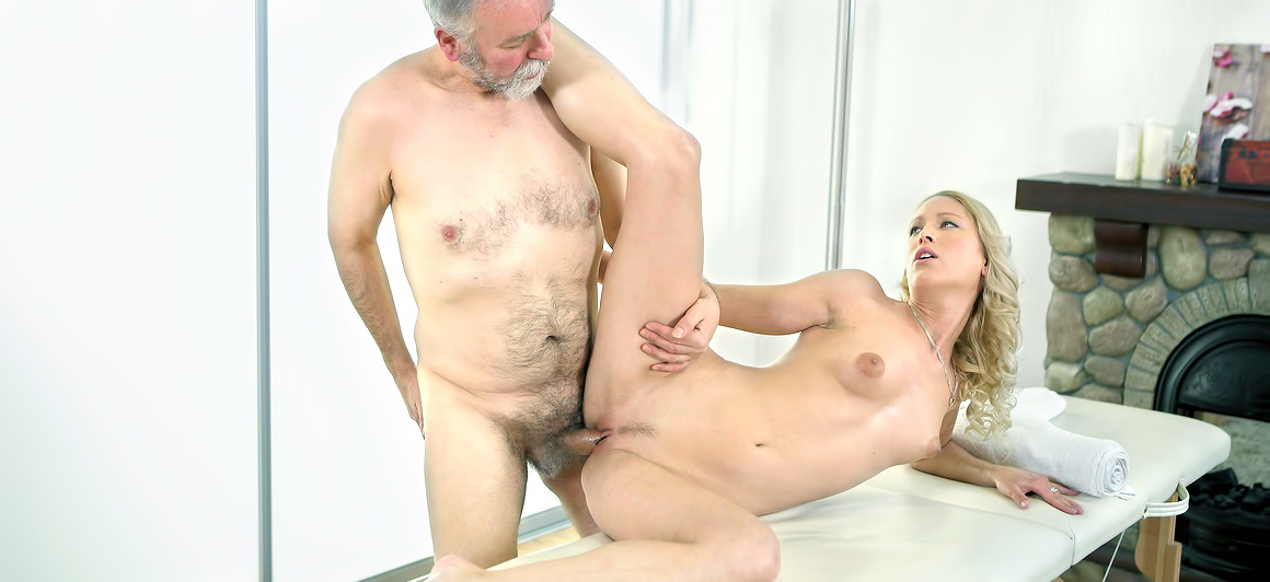 Senior sex video