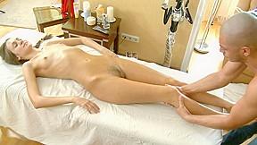 Big tits redhead anal