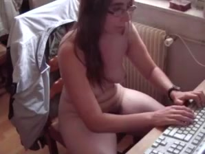 hairy babe with a big ass