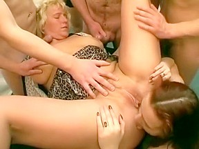 Delilah strong gang bang
