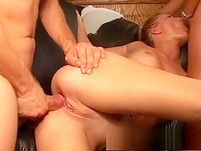 Threesome with twin brothers