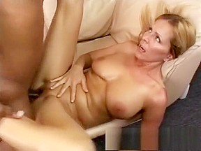 Black over white pussy