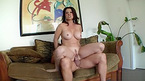 Latina sucking big black cock