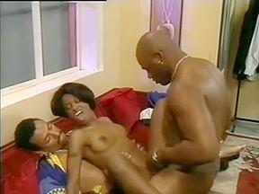 Threesome with rebecca and asa