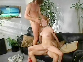 Mfm threesome with double penetration