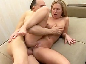 Slutty daughter double penetration