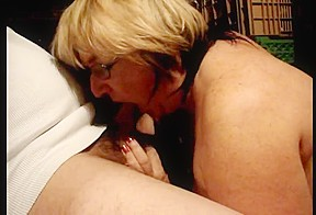Cum swallowing husbands tube