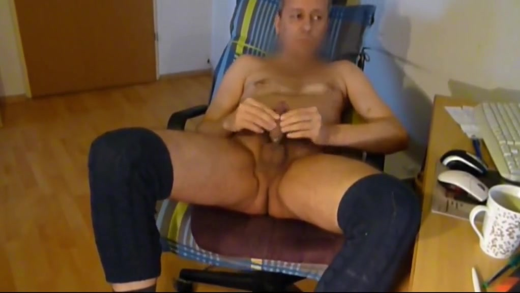 guy with a dick on top