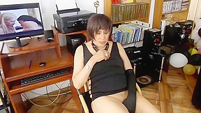 Reluctant wife takes huge cock
