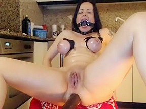 Double penetration video wife