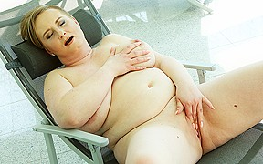 Red headed bbw porn