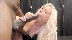 Fucking her wet black bbw pussy