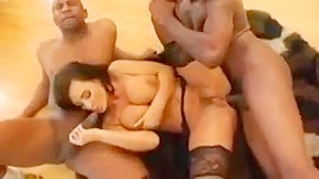 Free interracial scene of the day