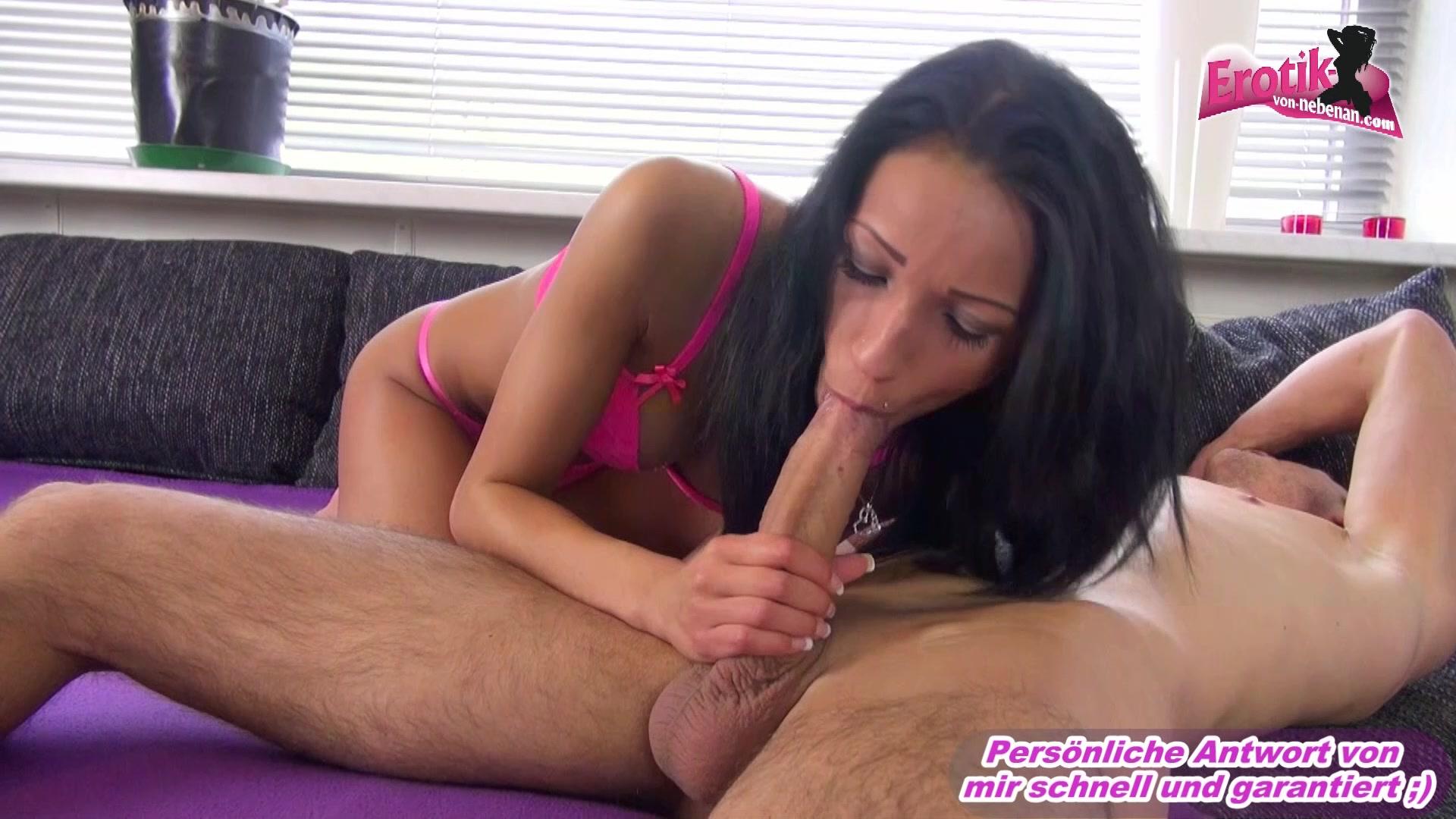German Latina Teen Threesome Fail At First Porn Casting -9547