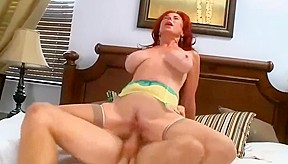 Sheer nude redhead sample videos