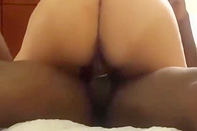 Neighbors wife sucking cock